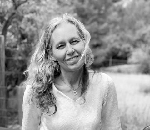 Lilian Klingenberg, lärare yinyoga